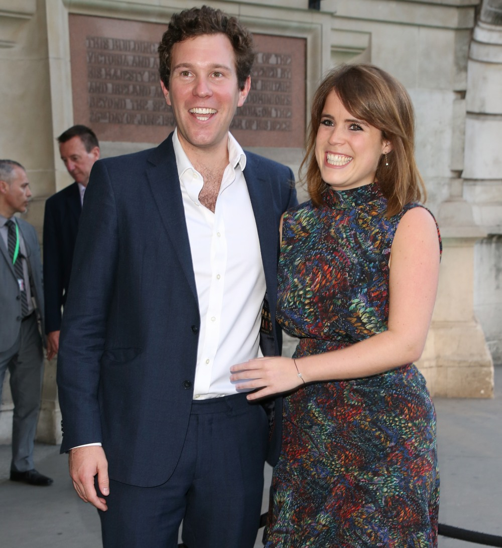 Princess Eugenie & Jack are expecting, just shy of their second anniversary