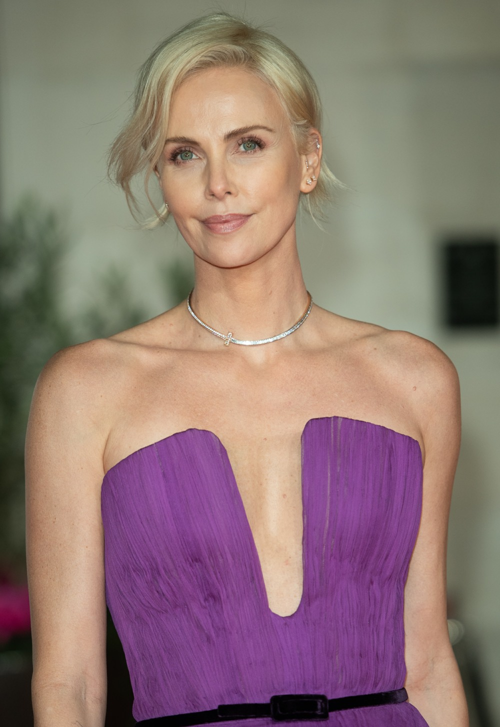 Charlize Theron attends the 73rd BAFTAS After Party at Grosvenor House, London, England, UK on Sunday 2 February, 2020.  Picture by Justin Ng/Retna/Avalon