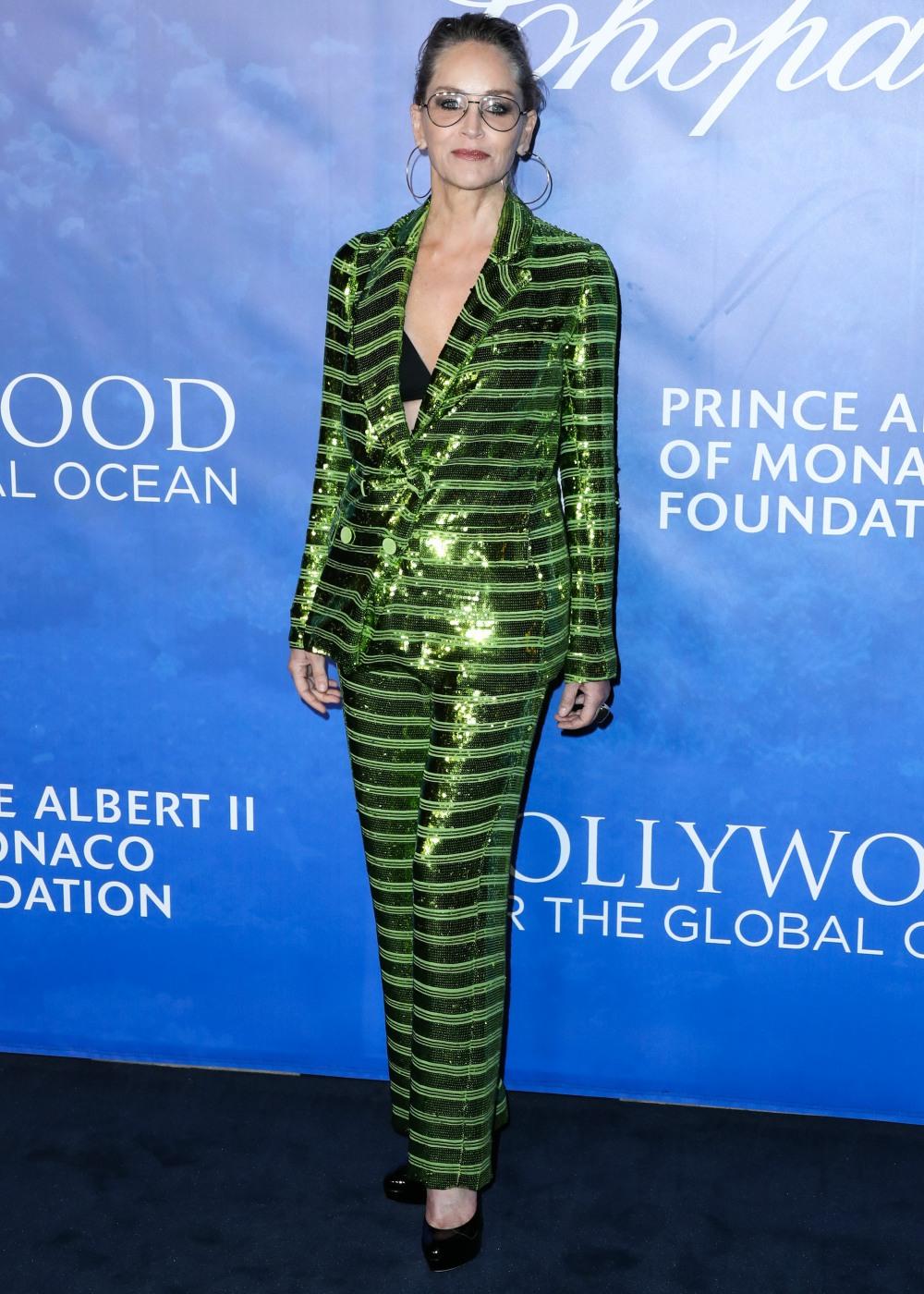 2020 Hollywood For The Global Ocean Gala Honoring HSH Prince Albert II Of Monaco