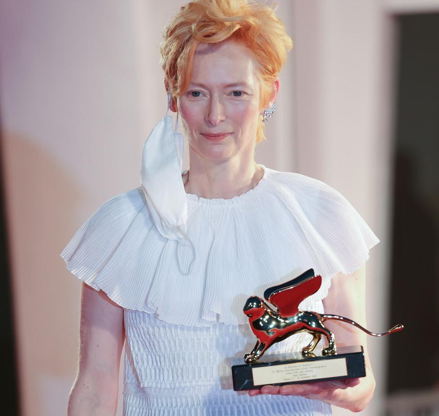 77th Venice International Film Festival - 'The Ties' premiere and Golden Lion for Lifetime Achievement Ceremony