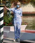 77th Venice International Film Festival, Italy - Celebrity Sightings at the Venice Lido
