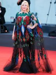 Cate Blanchett poses on the red carpet at Closing Ceremony and Finale during  the 77th Venice International Film Festival ( La Biennale Di Veneziale ) on Saturday 12 September 2020