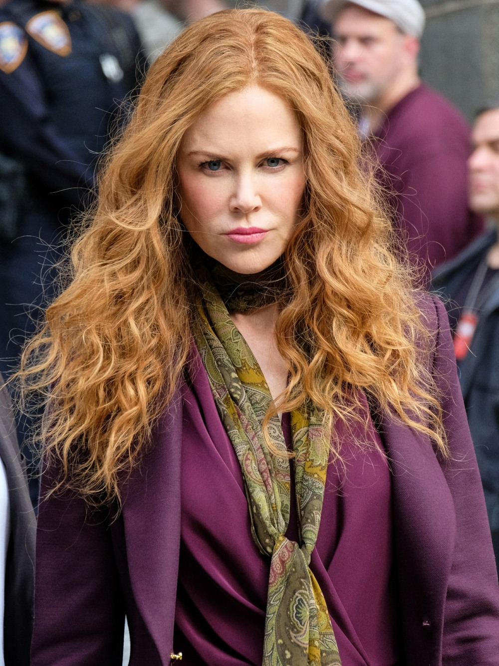 Nicole Kidman: I wish I hadn't 'screwed up my hair by straightening it all the time'