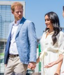 Prince Harry and Meghan markle visit to Johannesburg, South Africa