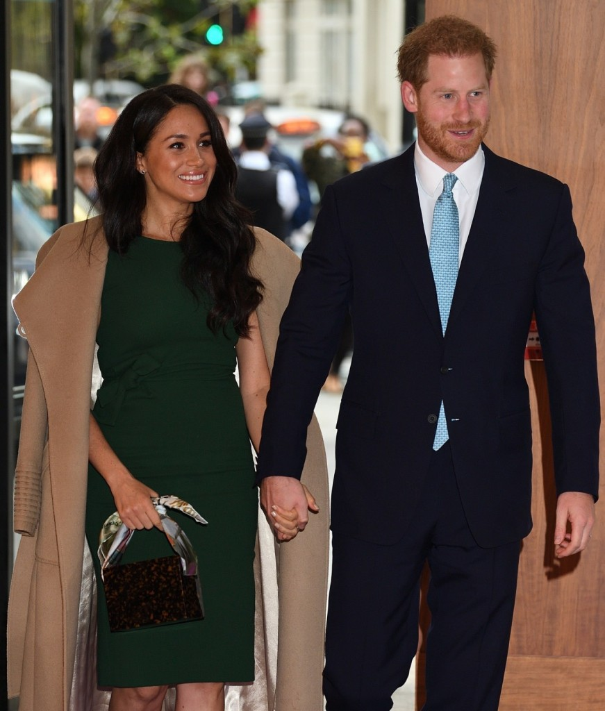 Prince Harry and Duchess of Sussex attend the WellChild Awards