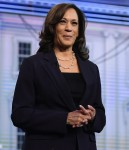 Joe Biden picks Kamala Harris as his running mate - putting her on ticket to be first black and first female vice-president