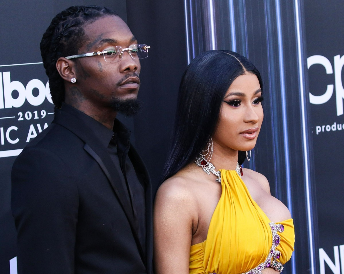 Cardi B Files for Divorce from Offset After 3 Years of Marriage **FILE PHOTOS**