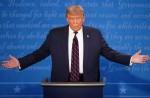 President Trump and Joe Biden Meet in First Presidential Debate