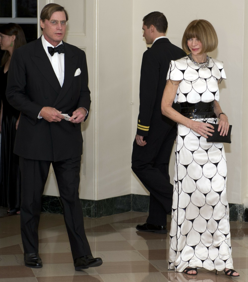 Anna Wintour's 20-year marriage to Shelby Bryan is basically over, probably