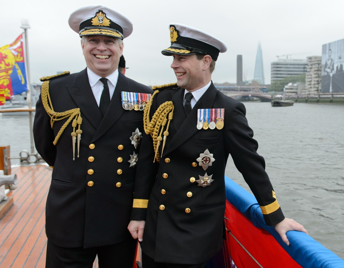 Diamond Jubilee Pageant on the River Thames