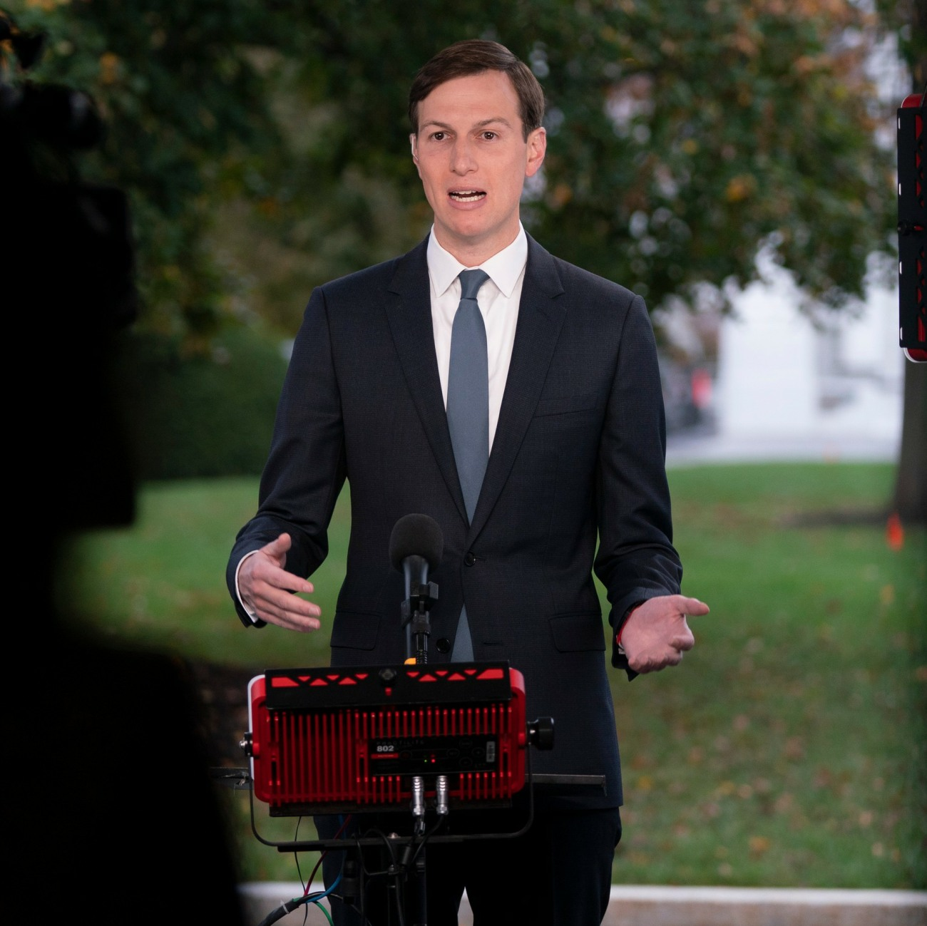 Slumlord nepotism doll Jared Kushner: Black people must 'want to be successful'