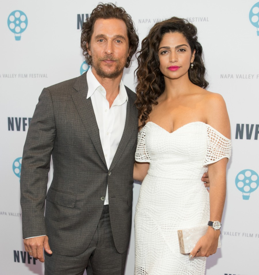 Matthew McConaughey Tribute at the Napa Valley Film Festival