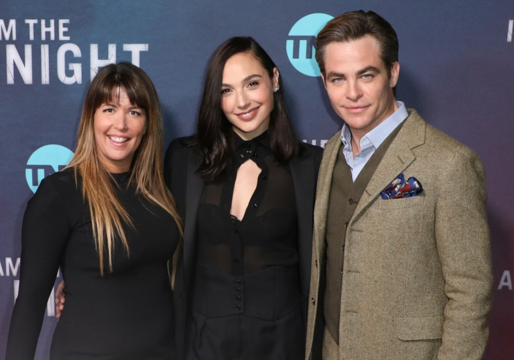 Premiere of TNT's 'I Am the Night'