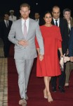 Duke and Duchess of Sussex in Morocco