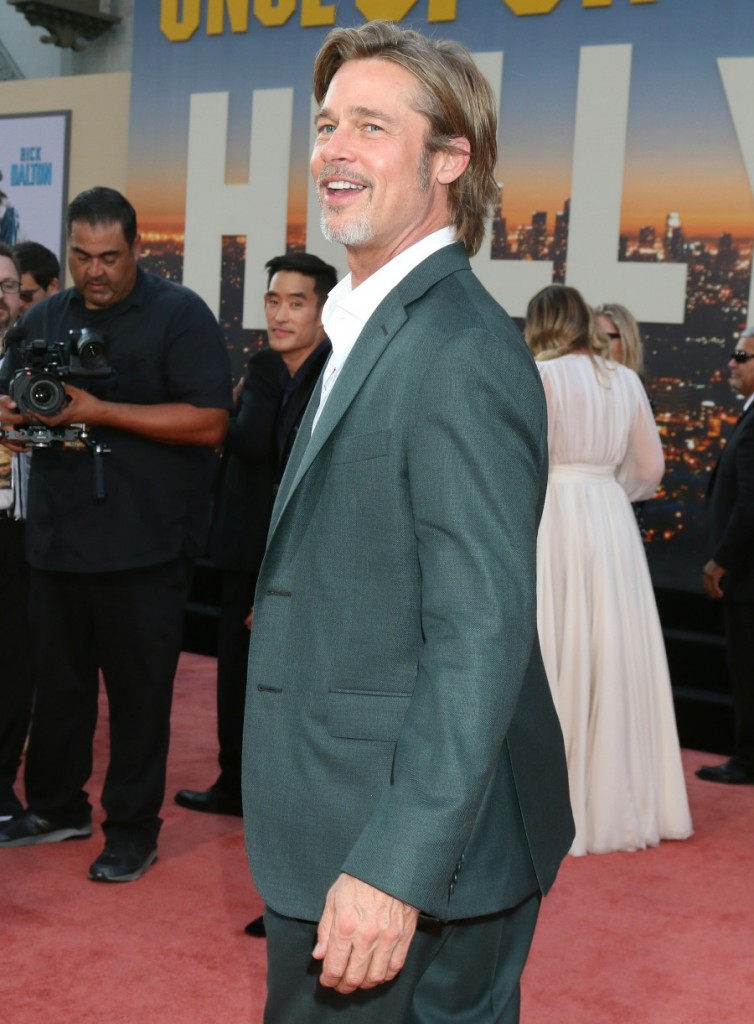 """""""Once Upon a Time in Hollywood"""" Premiere"""