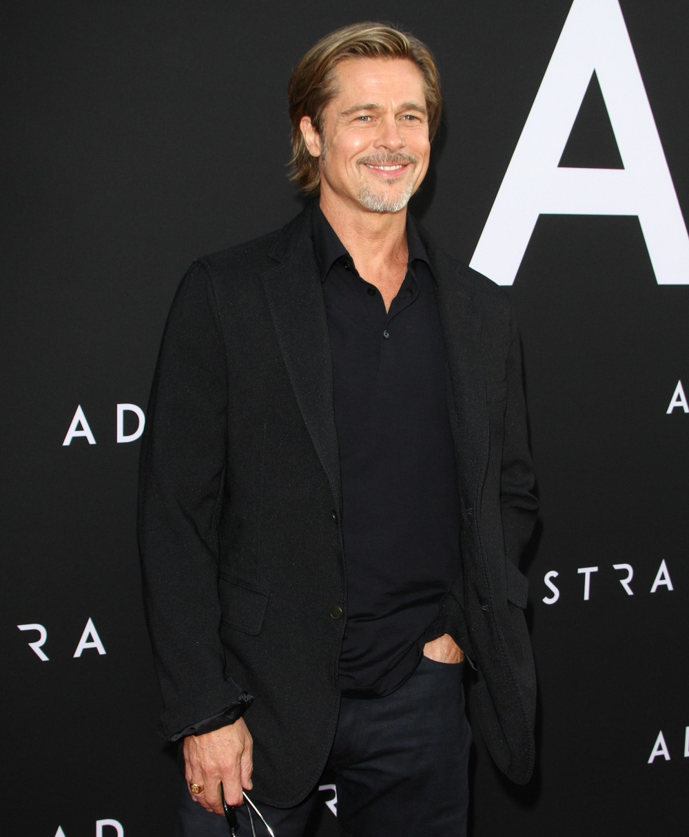 """Brad Pitt attends The premiere of """"Ad Astra"""" in Los Angeles"""