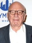 Rupert Murdoch at arrivals for Citymeals...