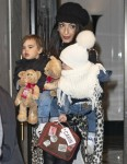 Amal Clooney steps out with her adorable twins in the Big Apple