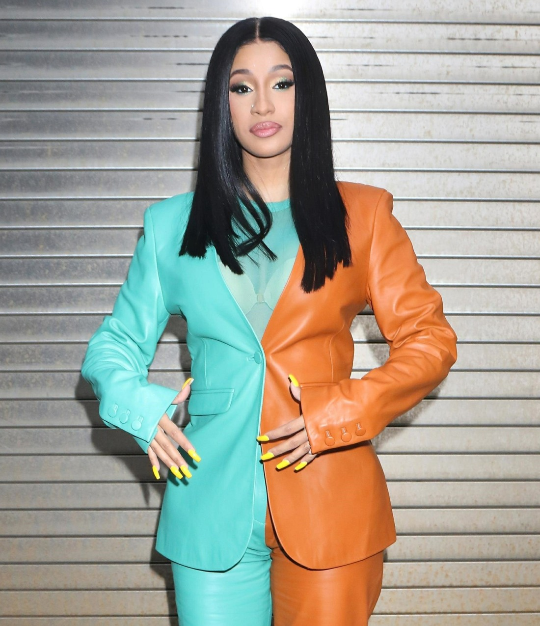 Cardi B at the Vogue Forces of Fashion Summit