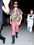 Scott Disick tries bold fashion by dressing up as 'Ace Ventura' at a Halloween Party!