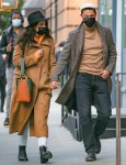 Katie Holmes and boyfriend Emilio Vitolo Jr dress to impress in NYC!