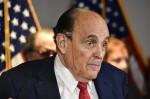 Giuliani Press Conference at RNC Headquarters