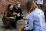 Duke and Duchess of Sussex visit army families