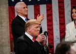 Trump Delivers State of the Union Address