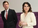 Duke of York visits the Royal National Orthopaedic Hospital