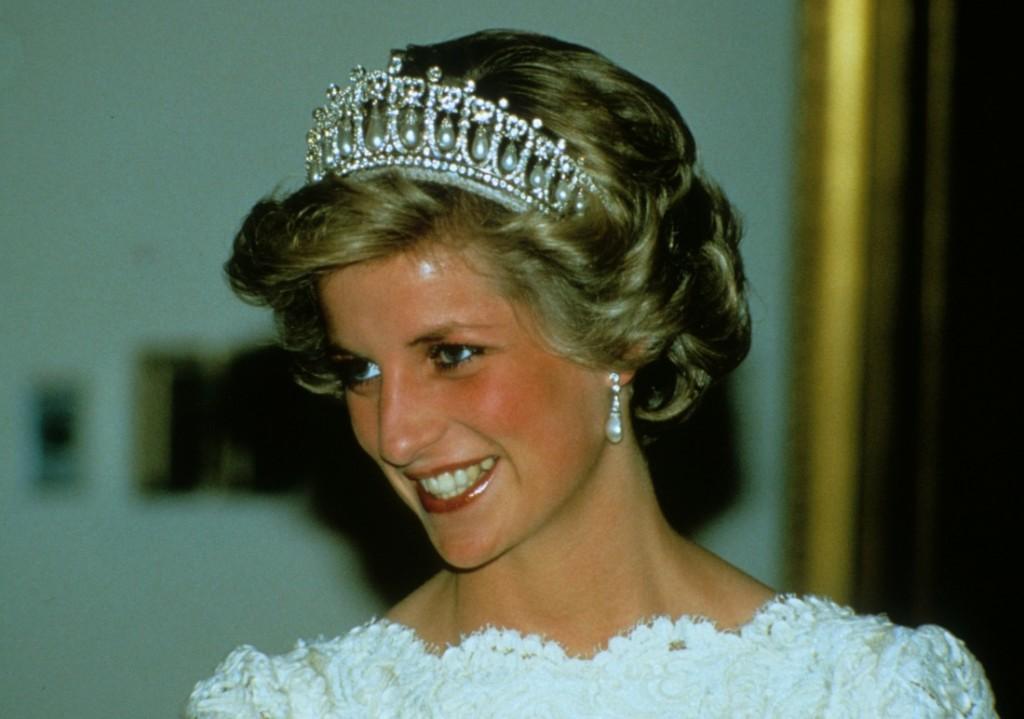 Charles and Diana Visit USA