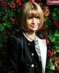 Dame Anna Wintour poses at the  65th Evening Standard Theatre Awards  on Sunday 24 November 2019