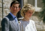 Charles and Diana in Italy