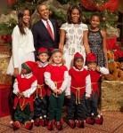 Obama Family joins Benefit Program