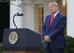 Trump delivers update on Operation Warp Speed