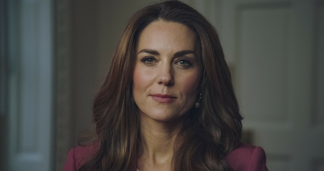 THE DUCHESS OF CAMBRIDGE GIVES KEYNOTE SPEECH AT THE ROYAL FOUNDATION'S FORUM ON THE EARLY YEARS