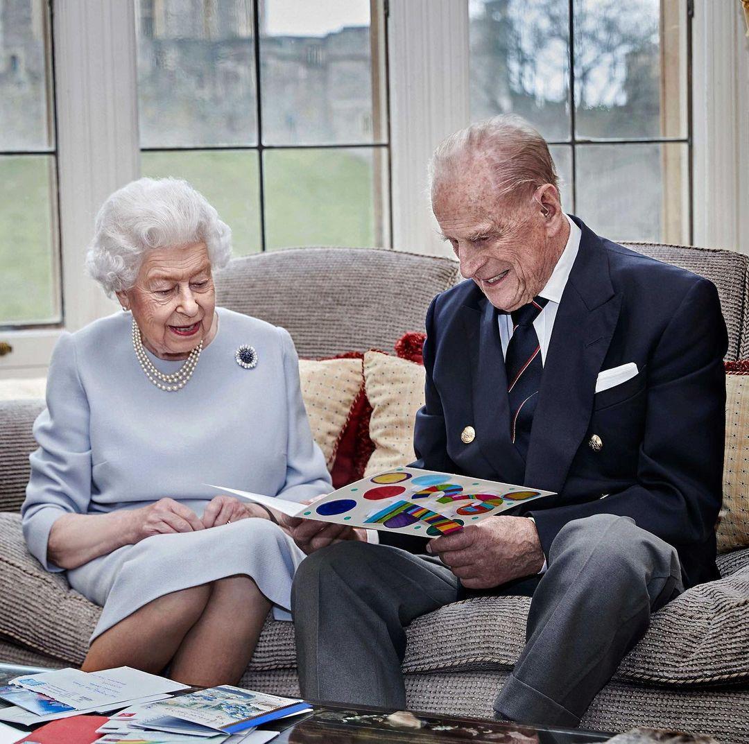 queen philip anniversary