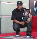 Ice Cube Honored With Star On The Hollywood Walk Of Fame