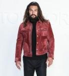 Jason Momoa arrives at the Tom Ford: Autumn/W...