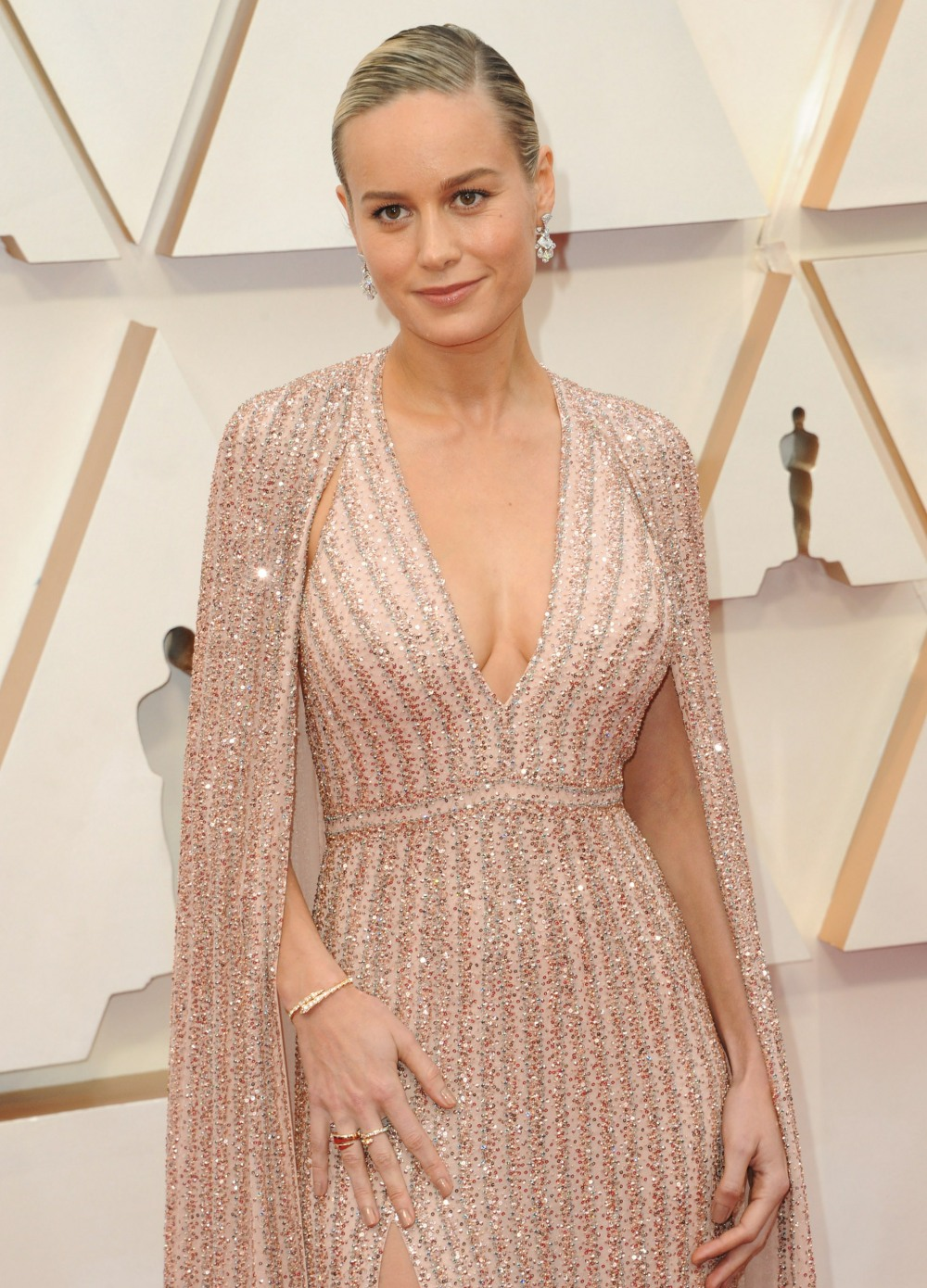Brie Larson at arrivals for The 92nd Aca...