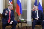 Presidents of Russia and the USA meet in Helsinki