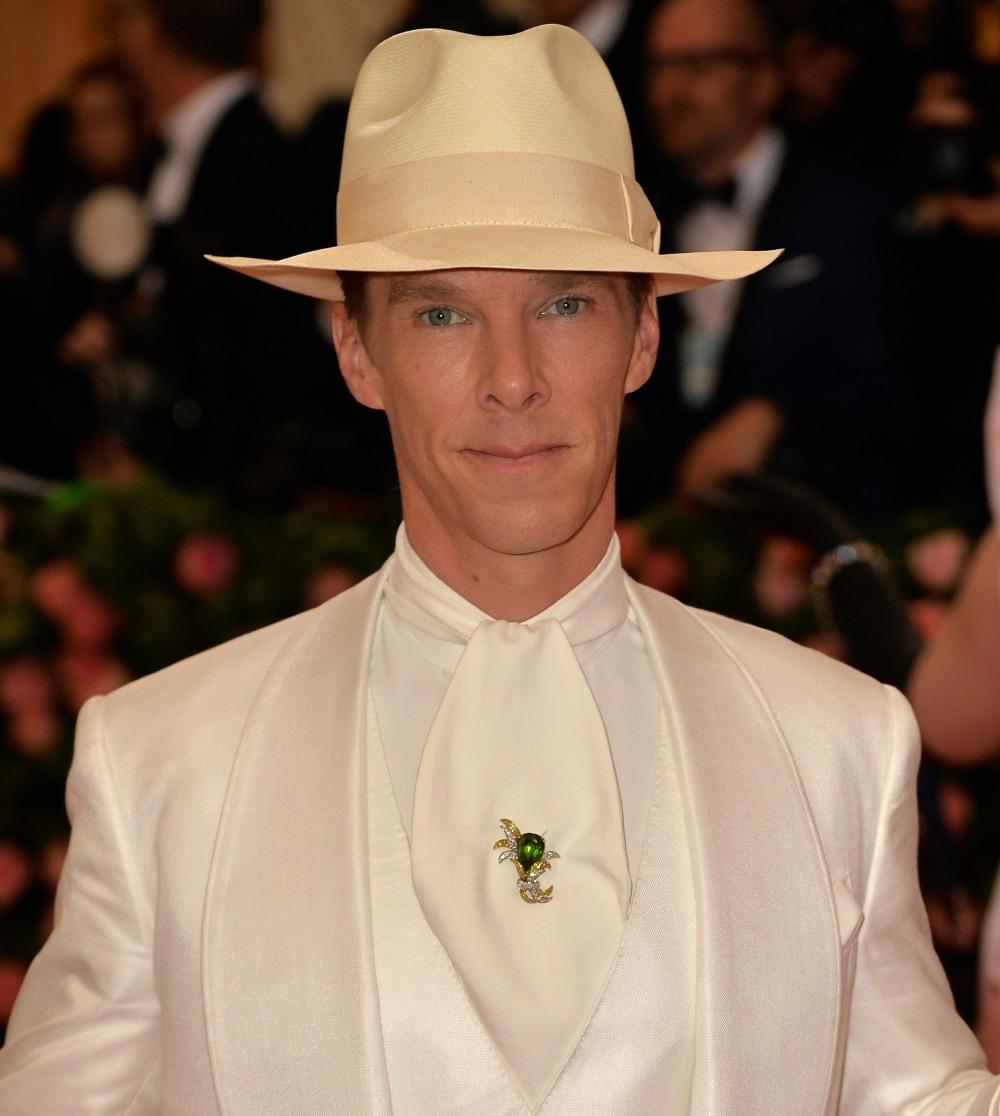 Benedict Cumberbatch at arrivals for Cam...