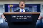 Trump Daily Coronavirus Press Briefing
