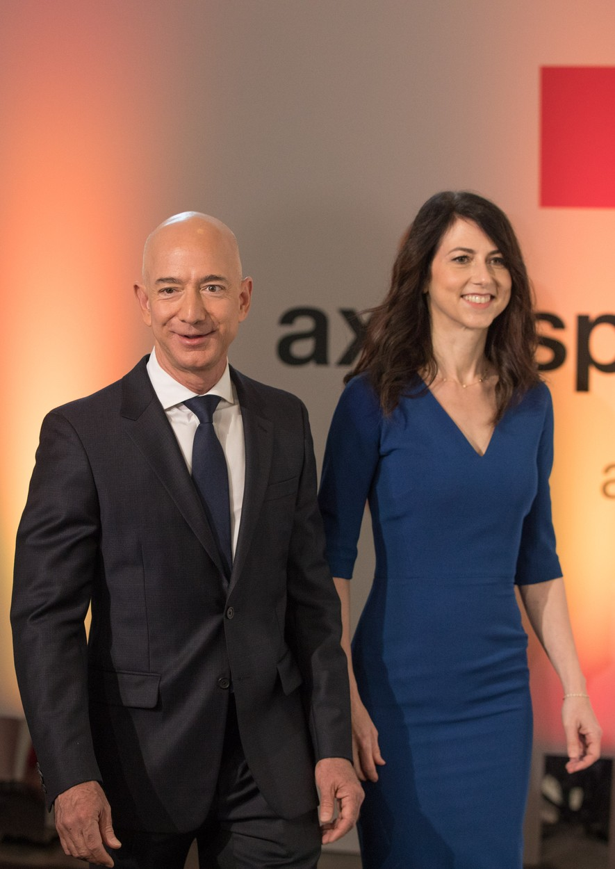 Axel Springer award ceremony