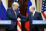 FINLAND HELSINKI U.S. TRUMP RUSSIA PUTIN PRESS CONFERENCE