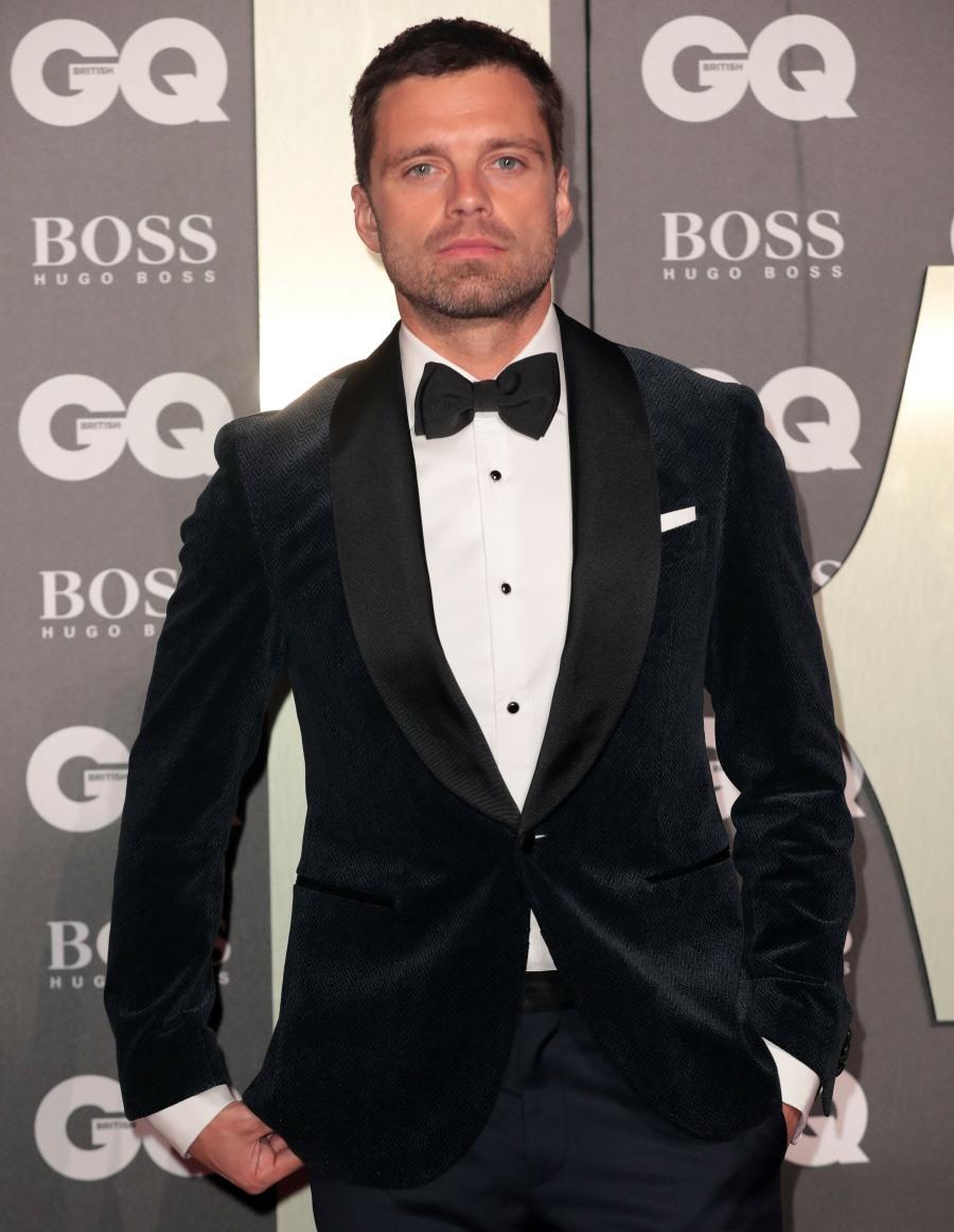 GQ Men of the Year Awards, Arrivals, Tate Modern, London, UK