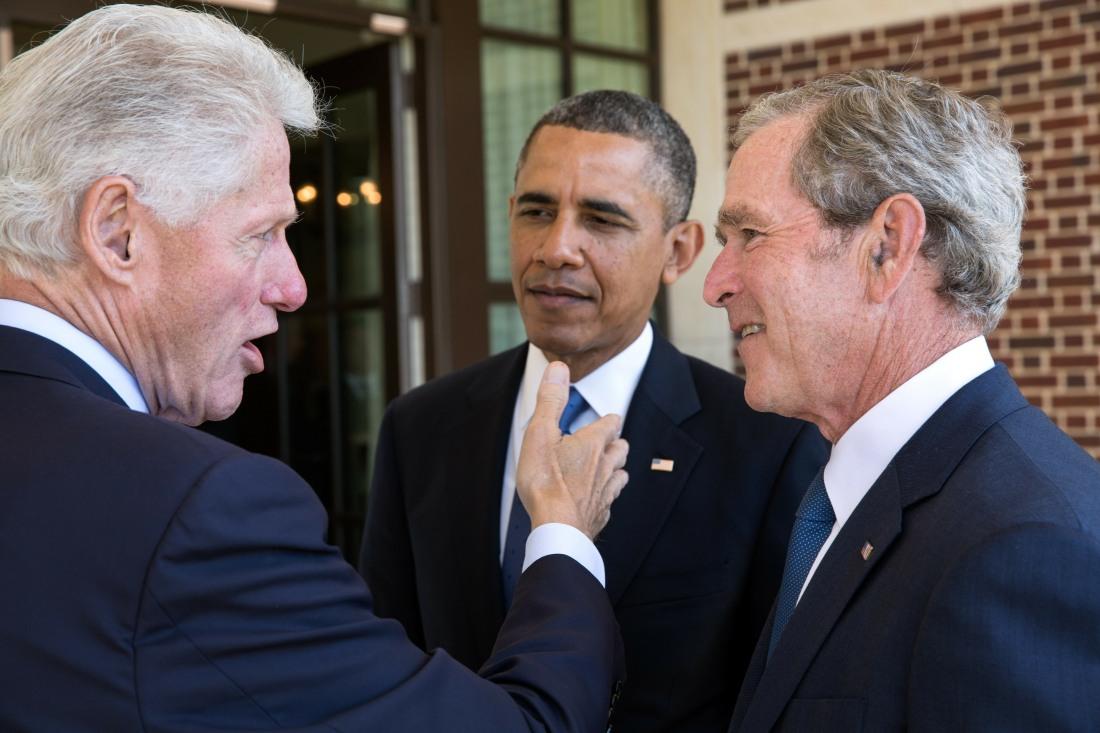 The White House - April 2013