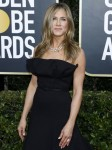 Jennifer Aniston attending the 77th Annual Golden Globe Awards at The Beverly Hilton Hotel on January 5, 2020 in Beverly Hills, California.   usage worldwide