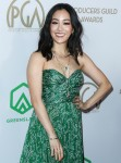 Actress Constance Wu arrives at the 31st Annual Producers Guild Awards held at the Hollywood Palladium on January 18, 2020 in Hollywood, Los Angeles, California, United States.