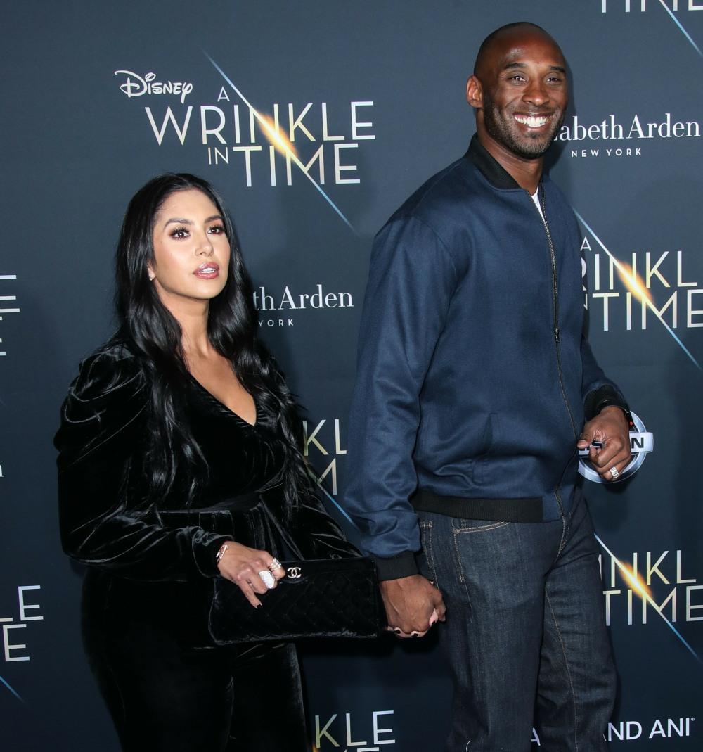 (FILE) Kobe Bryant Dies At 41