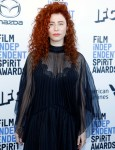 Alma Har'el at the 35th Annual Film Independent Spirit Awards 2020 in the tent on Santa Monica Beach...